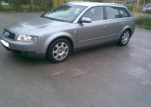A4 TDI Karavan